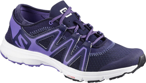 Salomon Crossamphibian Swift Shoes Women Parachute Purple/Evening Blue/Purple Opulence UK 5,5